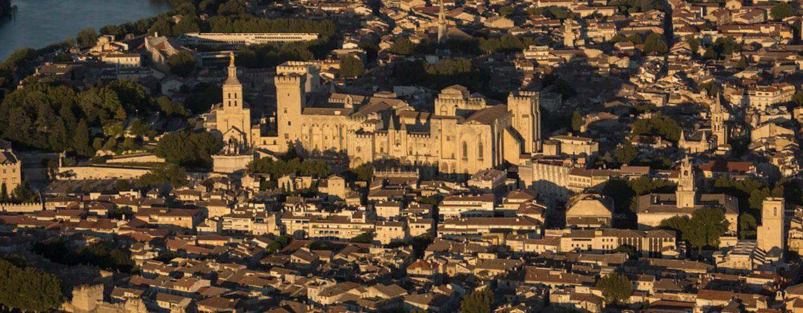 Avignon et le Palais de Papes